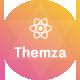 Thamza - React Js Landing Page Template