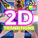2D Transitions - VideoHive Item for Sale