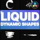 Dynamic Liquid Shapes | DaVinci Resolve - VideoHive Item for Sale