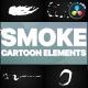 Flash FX Cartoon Smoke | DaVinci Resolve - VideoHive Item for Sale
