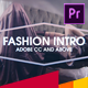 Fashion Modern Intro - VideoHive Item for Sale
