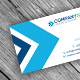 Contemporary Modern Business Card - GraphicRiver Item for Sale