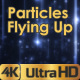 Particles Are Flying Up - VideoHive Item for Sale