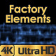 Factory Elements Wireframe - VideoHive Item for Sale