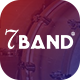 7Band - Musical Instruments Shop Shopify Theme