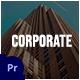 Corporate Presentation Premiere Pro - VideoHive Item for Sale