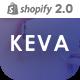 Keva - Perfume And Cosmetics Shopify Theme