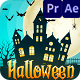 Halloween Night Party Opener - VideoHive Item for Sale