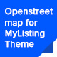 Openstreet Map for MyListing Theme