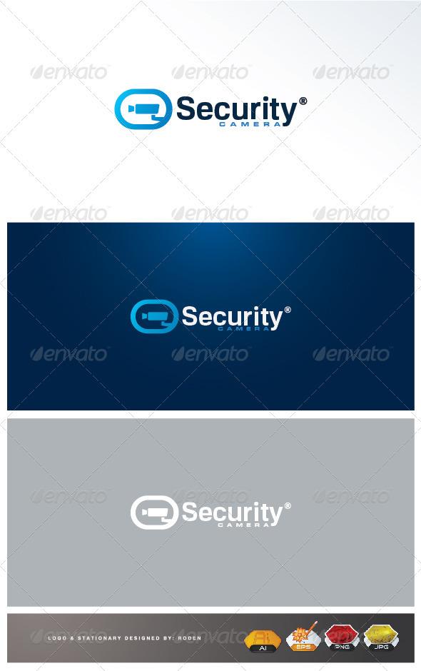 Security camera - Logo Templates