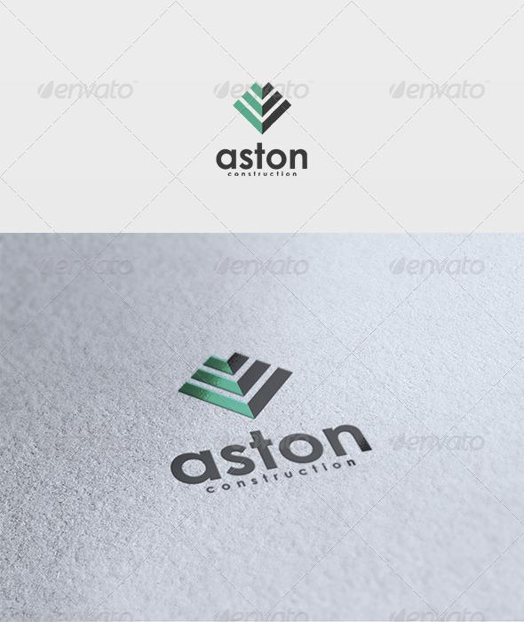 Aston Logo - Vector Abstract