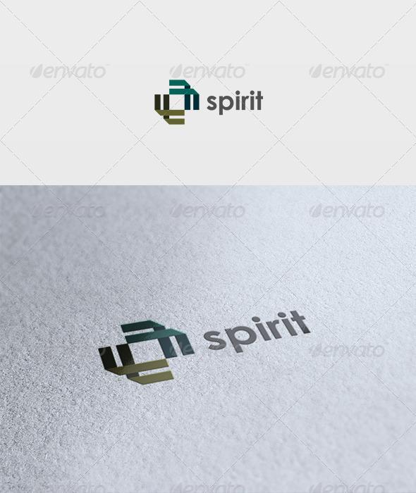 Spirit Logo - Vector Abstract