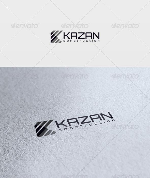 Kazan Logo - Letters Logo Templates