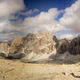Dolomites the mountain group of the Tofane Italy - PhotoDune Item for Sale