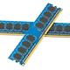 Pair of computer DDR memory modules - PhotoDune Item for Sale