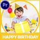 Happy Birthday Slideshow (MOGRT) - VideoHive Item for Sale