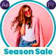 Colorful Sale Promo | MOGRT - VideoHive Item for Sale