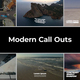 Modern Call Outs | After Effects - VideoHive Item for Sale