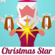 Christmas Star Greetings - VideoHive Item for Sale