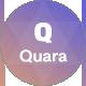 Quara - Responsive Landing Page Template