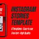 Instagram Stories Pack Template