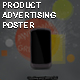 Product Advertising Poster - GraphicRiver Item for Sale