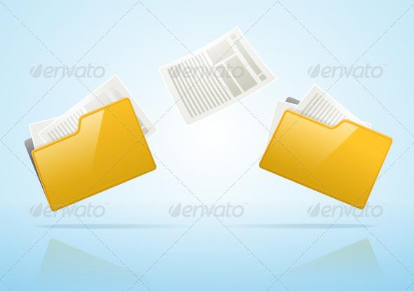 Files Transfer - Communications Technology