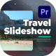 Travel Slideshow For Premiere Pro - VideoHive Item for Sale