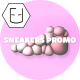 Sneaker Product Promo - VideoHive Item for Sale