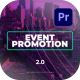Event Promotion For Premiere Pro - VideoHive Item for Sale
