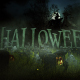 Halloween Logo Into - VideoHive Item for Sale