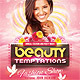 Beauty and Fashion Party Flyer - GraphicRiver Item for Sale