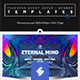 Electronic Music vol.43 – Facebook Event Cover / Banner  Templates