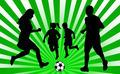 Family soccer - PhotoDune Item for Sale