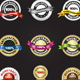 Guarantee Seals & Badge Set - GraphicRiver Item for Sale