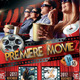 Premiere Movie Flyer Template Vol2 - GraphicRiver Item for Sale