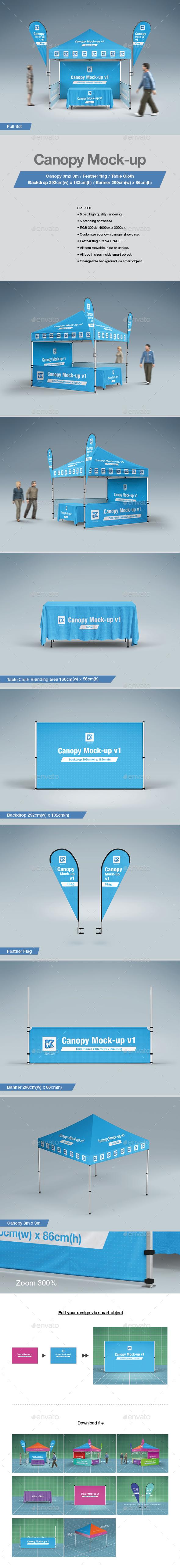 Canopy Mock-up