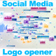 Glassy Corporate Social Media Icons - VideoHive Item for Sale