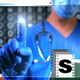Data Screen In A Medical Office - VideoHive Item for Sale