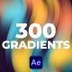 Gradients | After Effects - VideoHive Item for Sale