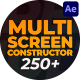 Multi Screen Constructor - VideoHive Item for Sale