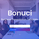 Bonuci – Business Keynote Template