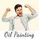 Oil Painting Effect - Photoshop Action