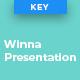 Winna - Multipurpose Business Keynote Template