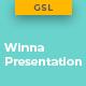 Winna - Multipurpose Business Google Slides Template
