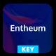 Entheum - NFT Creative Digital Marketplace Keynote Template