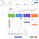 Crypto Admin Panel Dashboard UI Figma+Photoshop