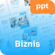 Biznis - Corporate PowerPoint Presentation