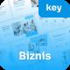 Biznis - Corporate Keynote Presentation