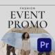 Fashion Event Promo for Premiere Pro - VideoHive Item for Sale